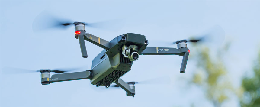 mavic Pro Drone Footage Central Coast
